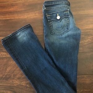 True Religion Becca Flare Jeans